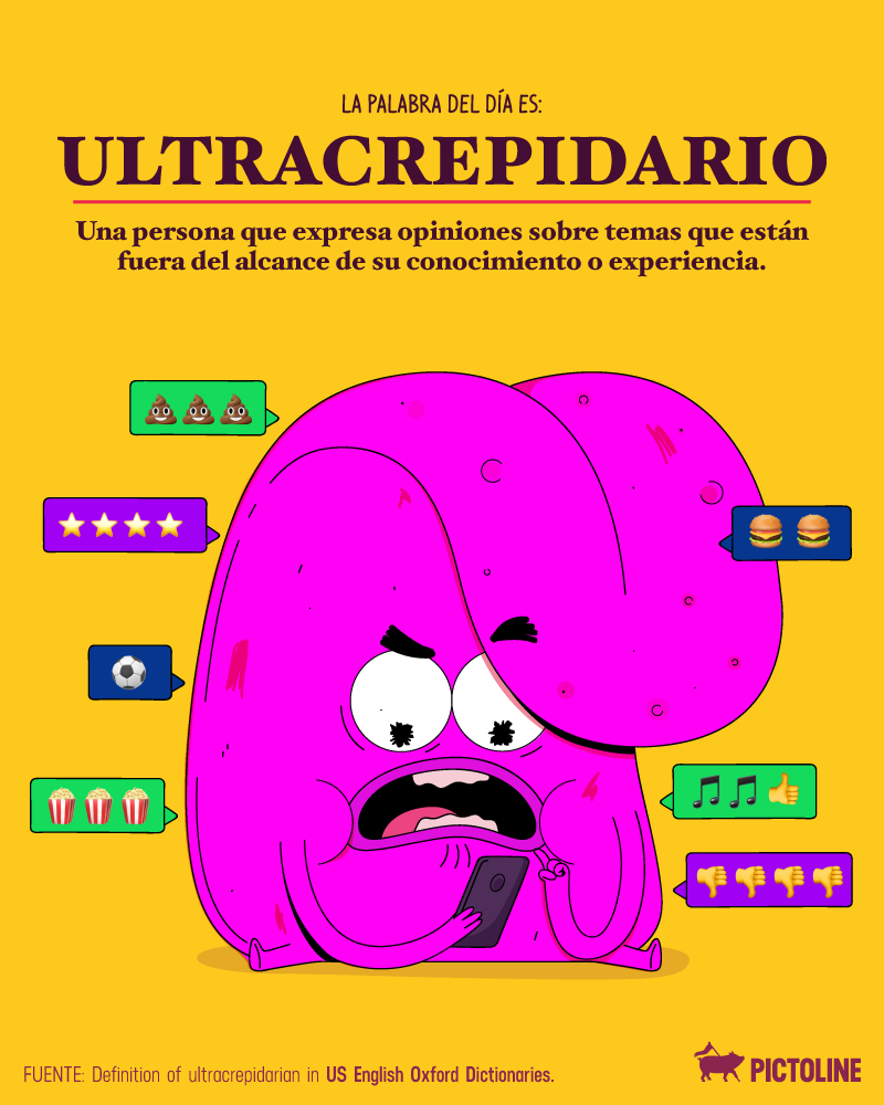 Ultracrepidario