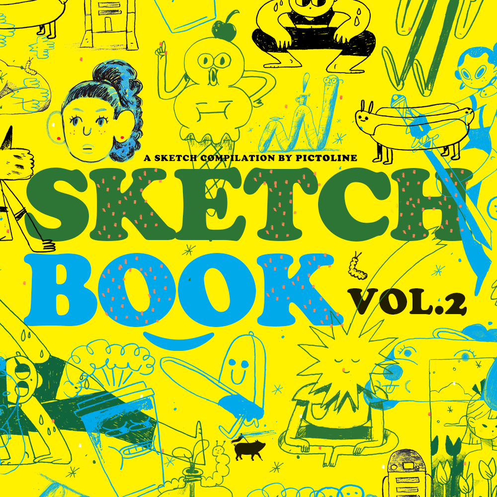 Sketchbook Vol. 2